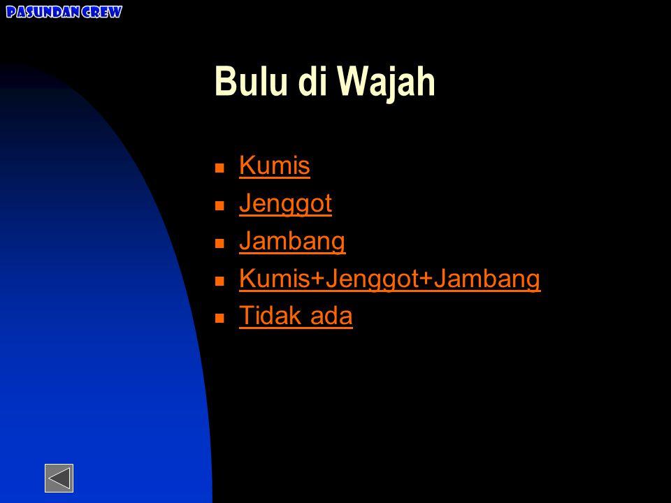 Suku Jawa Sunda Banjar