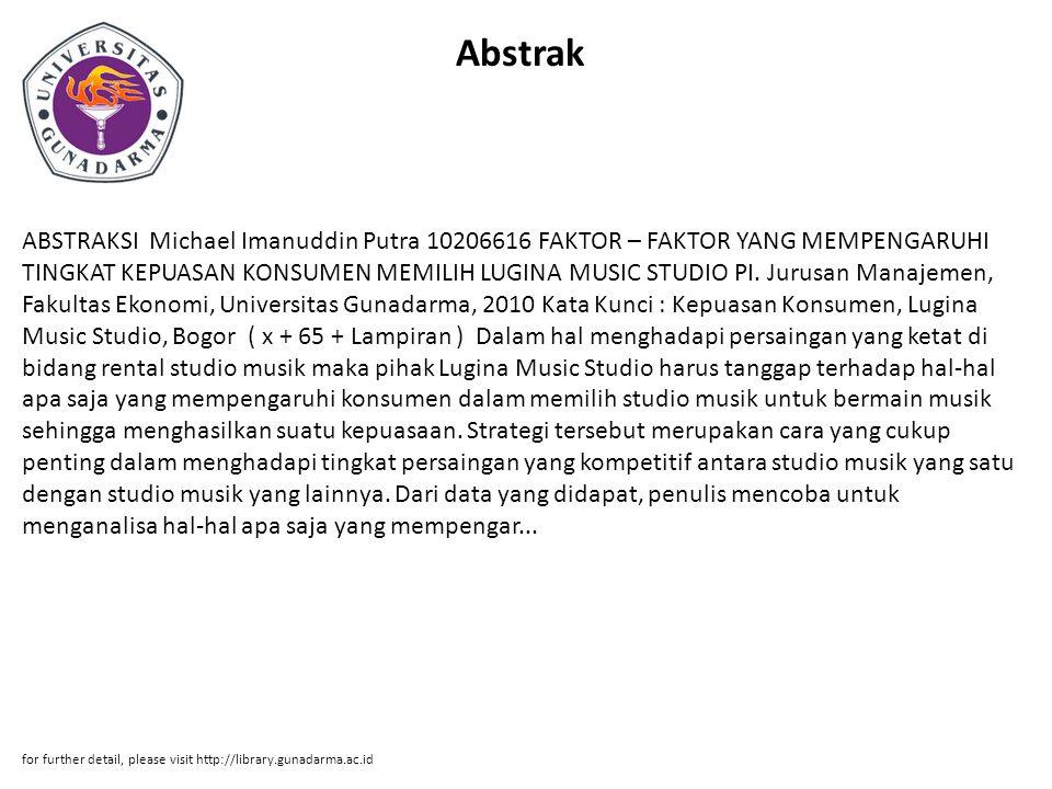 Bab 1 BAB I PENDAHULUAN 1.1 Latar Belakang Masalah Musik merupakan Bahasa Universal.
