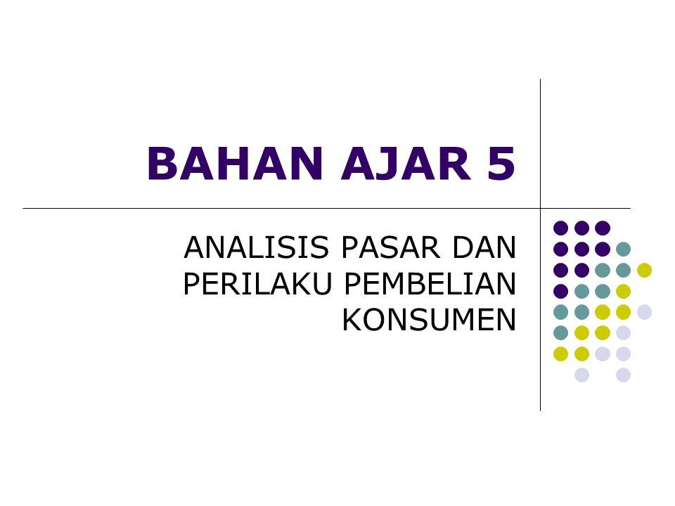 5-2 Faktor Utama Yang Mempengaruhi Perilaku Pembeli Model Perilaku Pembeli (gambar 7.1)