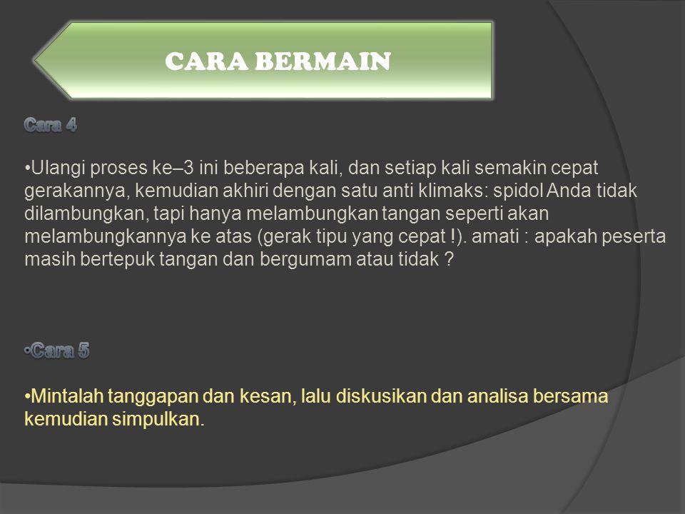 CARA BERMAIN