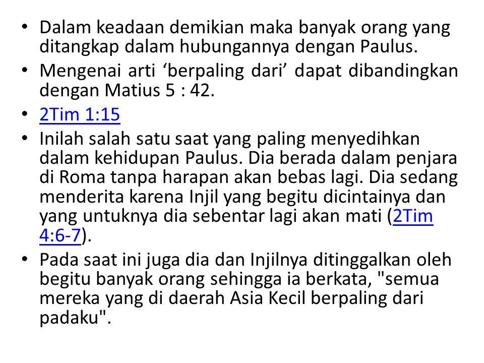 APELLES Roma 16 :10, Salam kepada Apeles, yang telah tahan uji dalam Kristus.