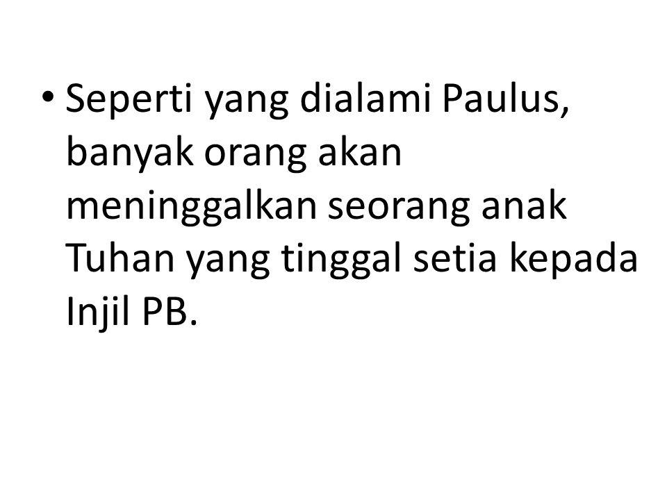 Demas.Teman sekerja Paulus sewaktu pertama kali di penjara, mengirim salam dalam Fil.
