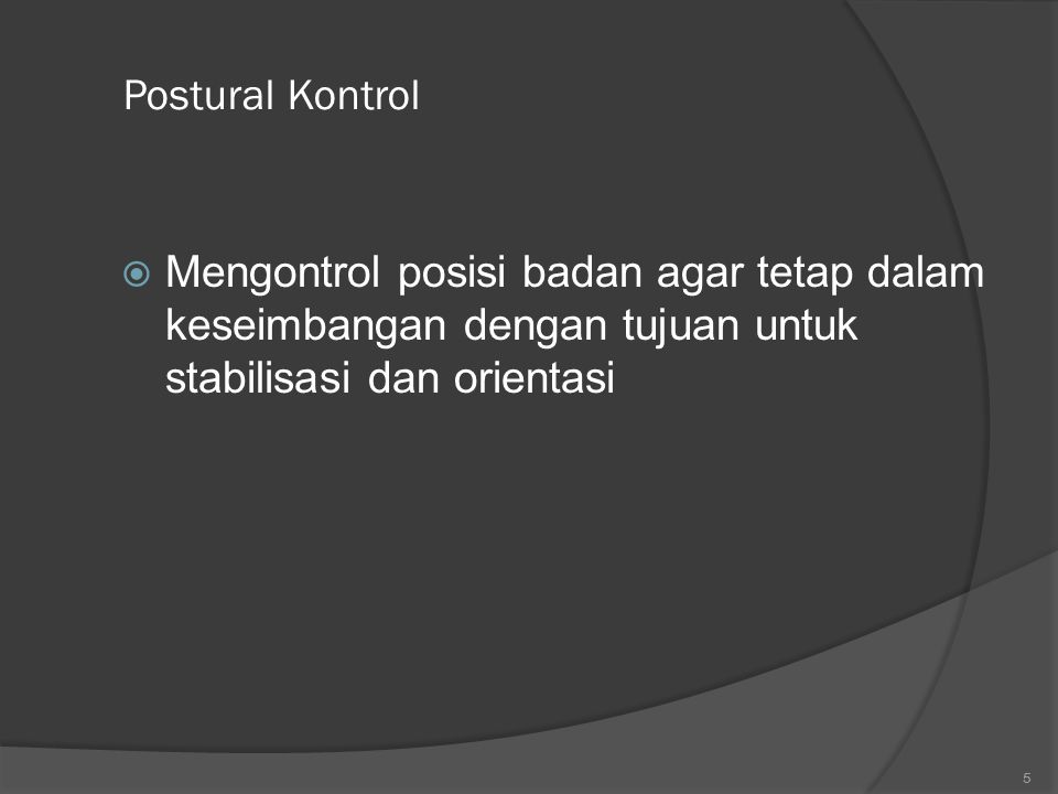 Postural Kontrol Musculo Skeletal Components Internal Representations Snsory Strategies Anticipatory Mechanisms Individual Sensory Systems Neuro Muscu