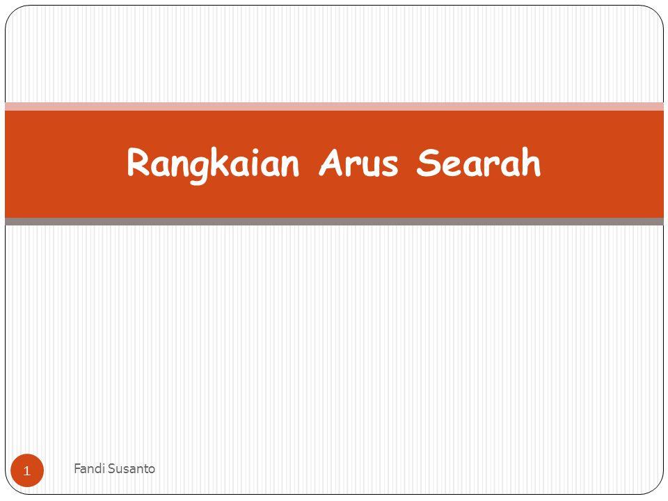 Rangkaian Arus Searah 1 Fandi Susanto
