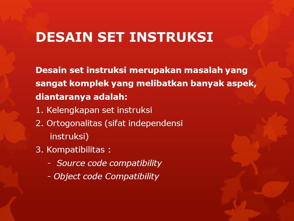 Selain ketiga aspek tersebut juga melibatkan hal-hal sebagai berikut: 1.