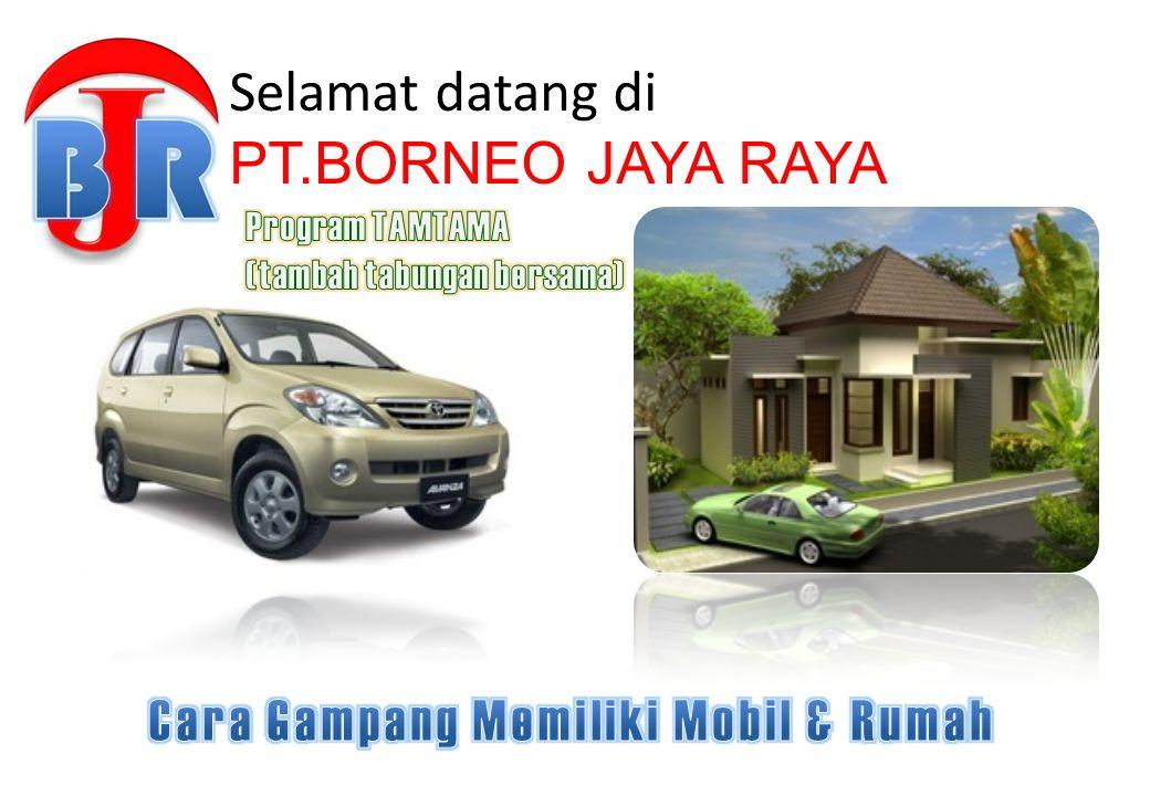 Selamat datang di PT.BORNEO JAYA RAYA