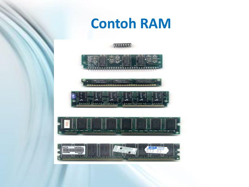 Contoh RAM