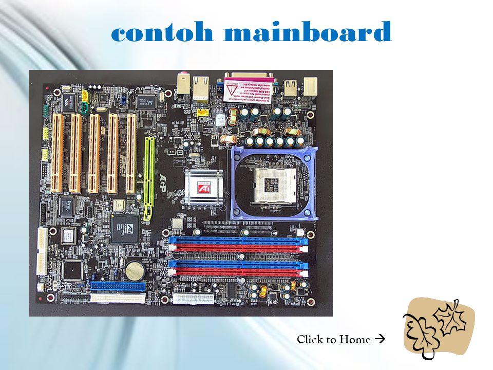 3.Memori Memory adalah perangkat yang berfungsi mengolah data atau intruksi.