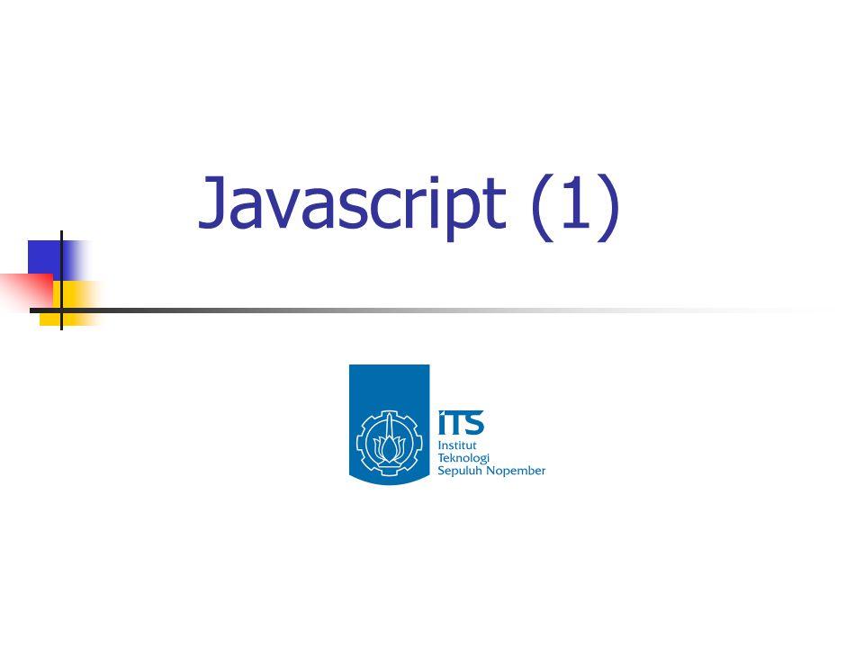Javascript (1)