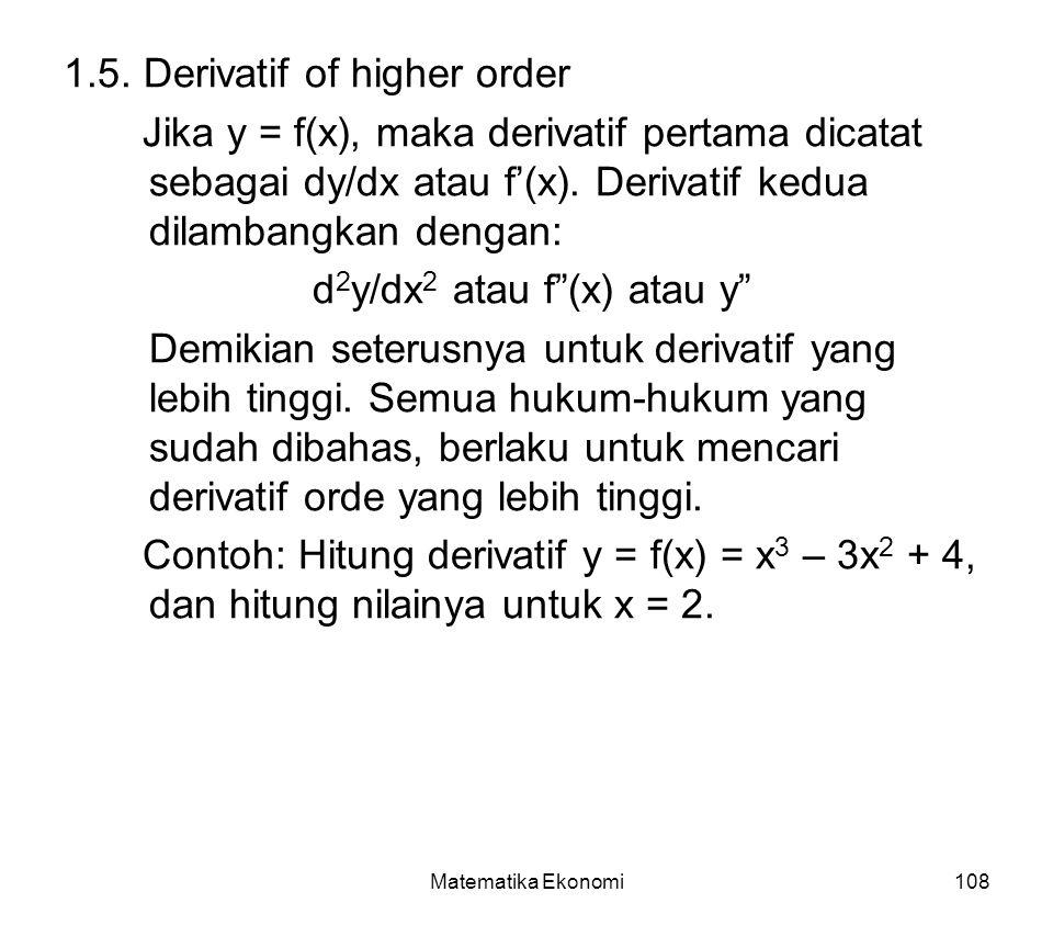 Matematika Ekonomi108 1.5.
