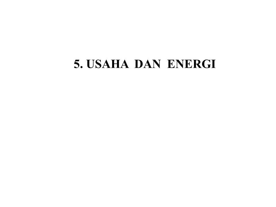 Dari pers.(4.9) F = m.a Substitusi pers. (4.9) dan (5.4) ke pers.