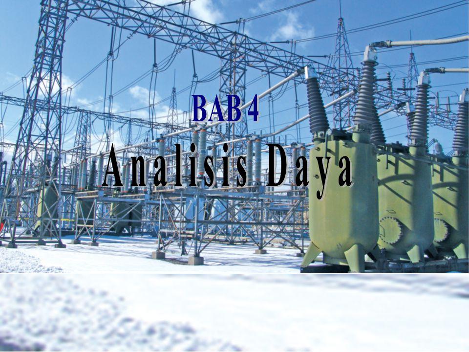 Contoh bebanbeban VSVS VBVB Z = 2 + j20    ISIS IBIB 100 kW 4800 V rms cos  = 0,8 lag |S sumber | = .