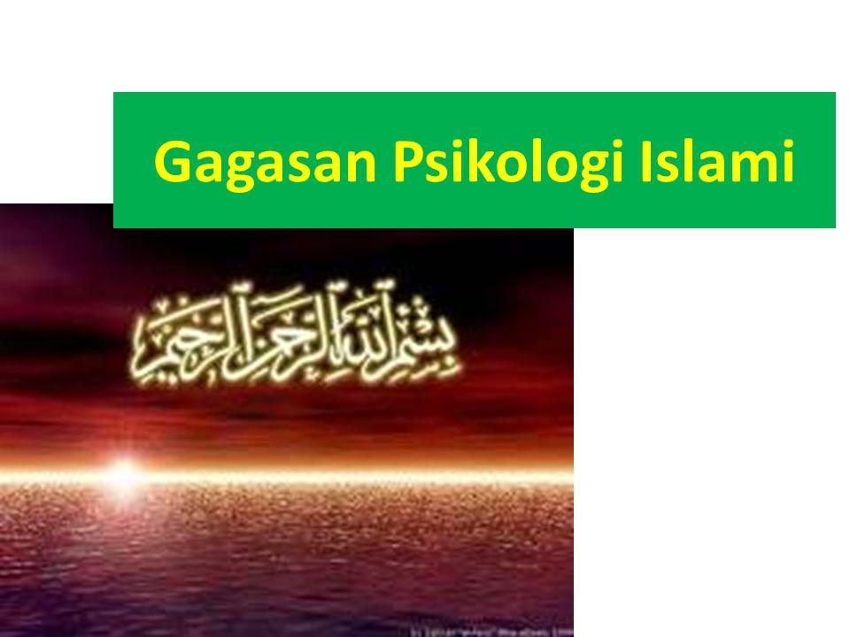 Gagasan Psikologi Islami