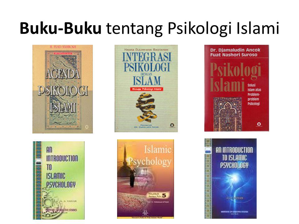 Buku-Buku tentang Psikologi Islami