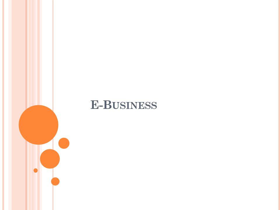 D EFINISI DAN K ONSEP E-B USINESS DAN EC OMMERCE Definisi E-Business adalah kegiatan bisnis yang dilakukan secara otomatis dan semiotomatis dilakukan dengan menggunakan teknologi elektronik.