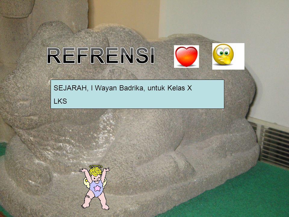 SEJARAH, I Wayan Badrika, untuk Kelas X LKS
