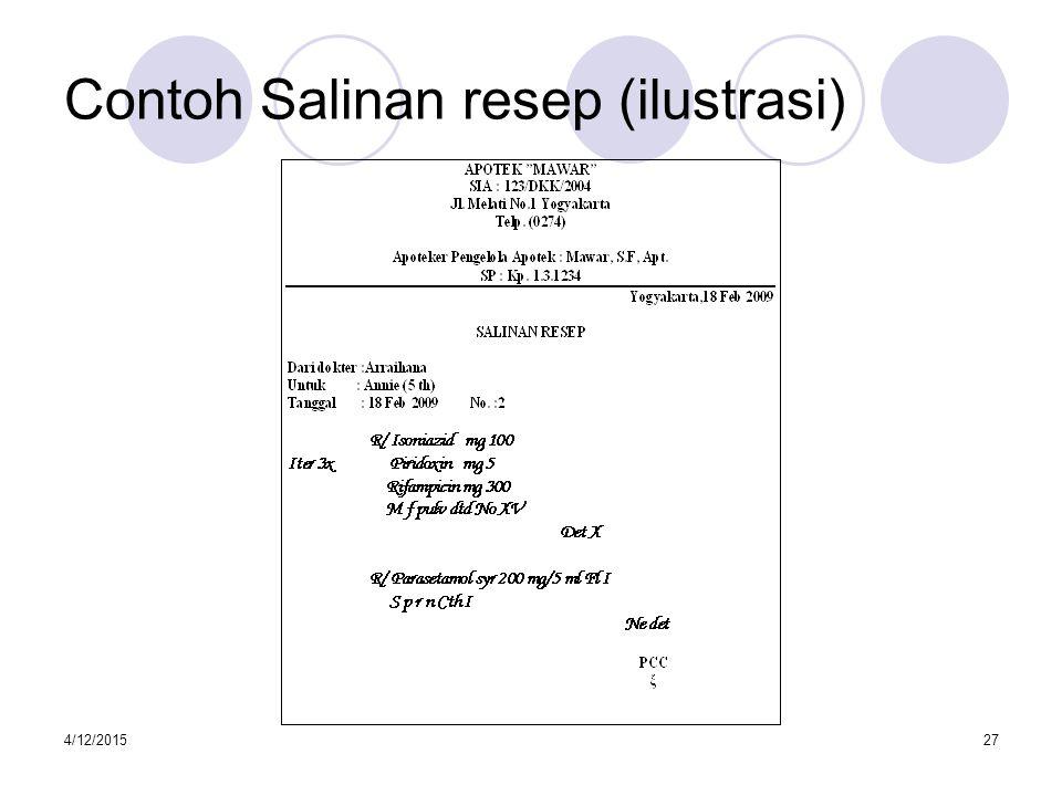 4/12/201528 Soal Latihan 1 (salinan resep)