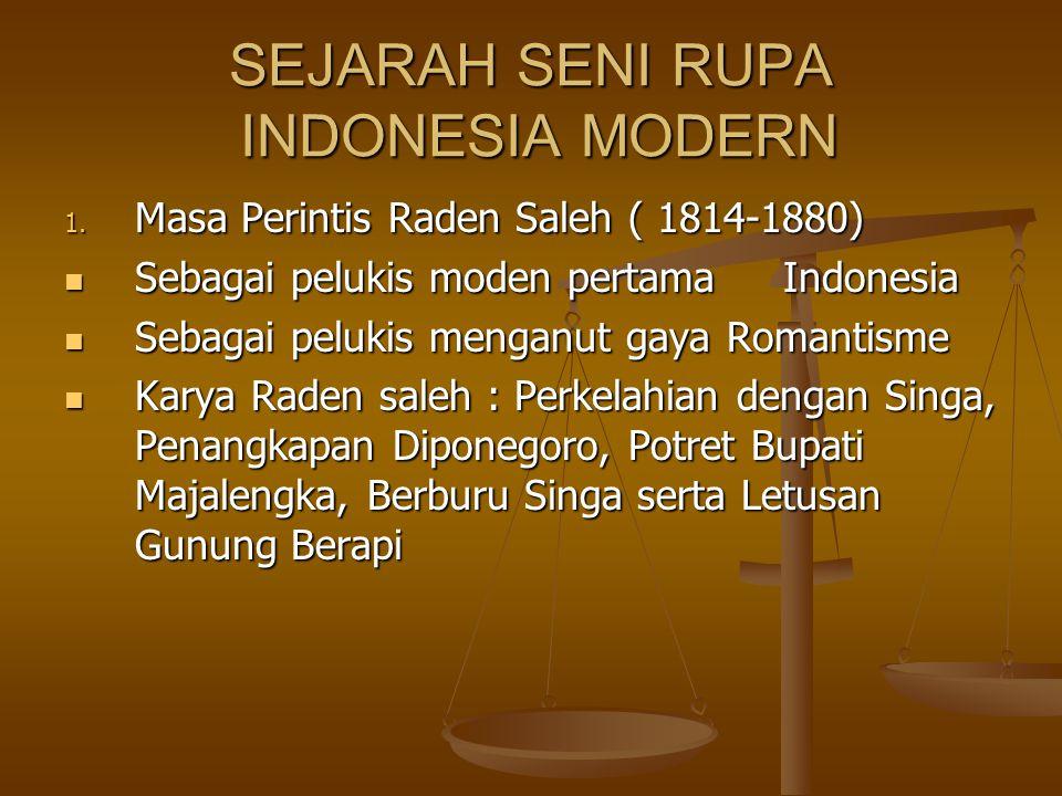 4. Zaman Modern Datangnya bangsa Belanda ke Nusantara membawa pengaruh besar terhadap dunia pendidikan serta kesenian Datangnya bangsa Belanda ke Nusa