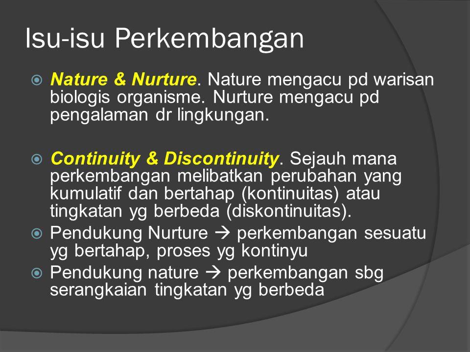  Organisasi: mengelompokkan perilaku & pikiran yg terisolasi ke dalam susunan sistem yg lebih tinggi  Pengelompokkan atau penyusunan hal2 ke dalam kategori2.