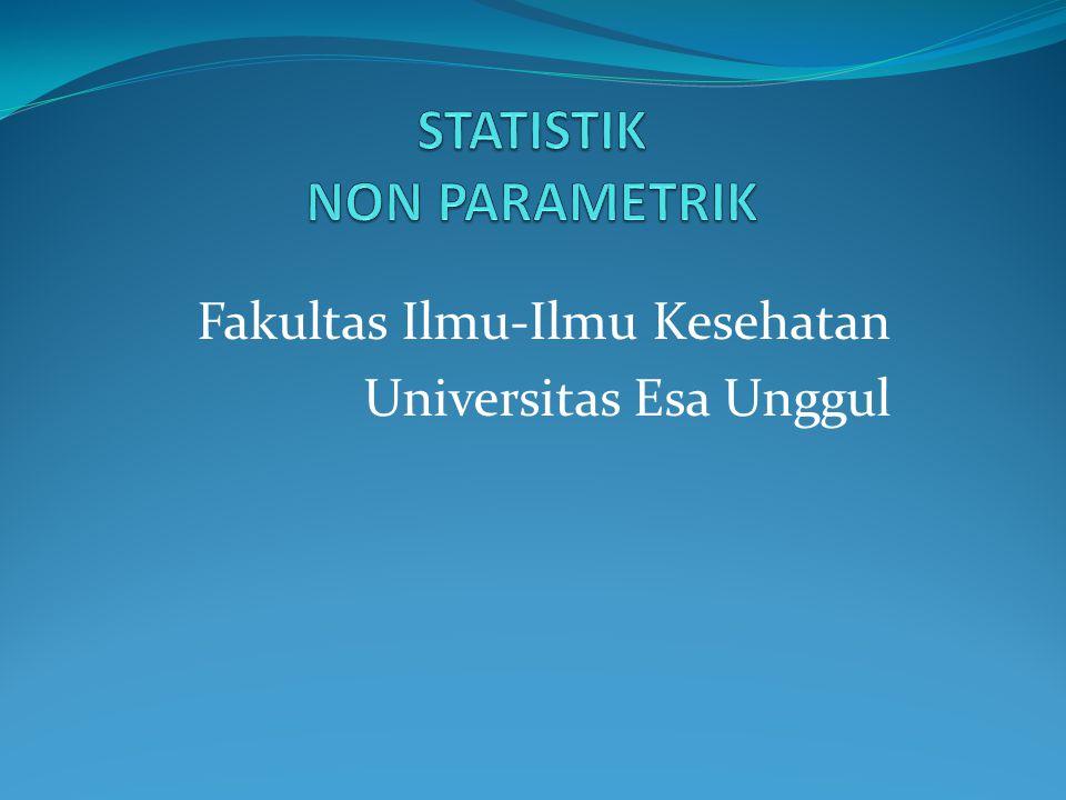 Fakultas Ilmu-Ilmu Kesehatan Universitas Esa Unggul