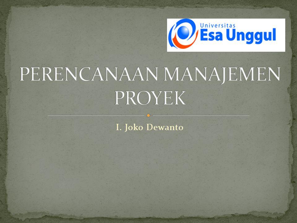 I. Joko Dewanto