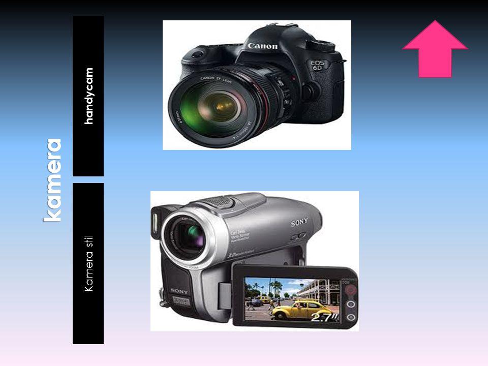 handycam Kamera stil