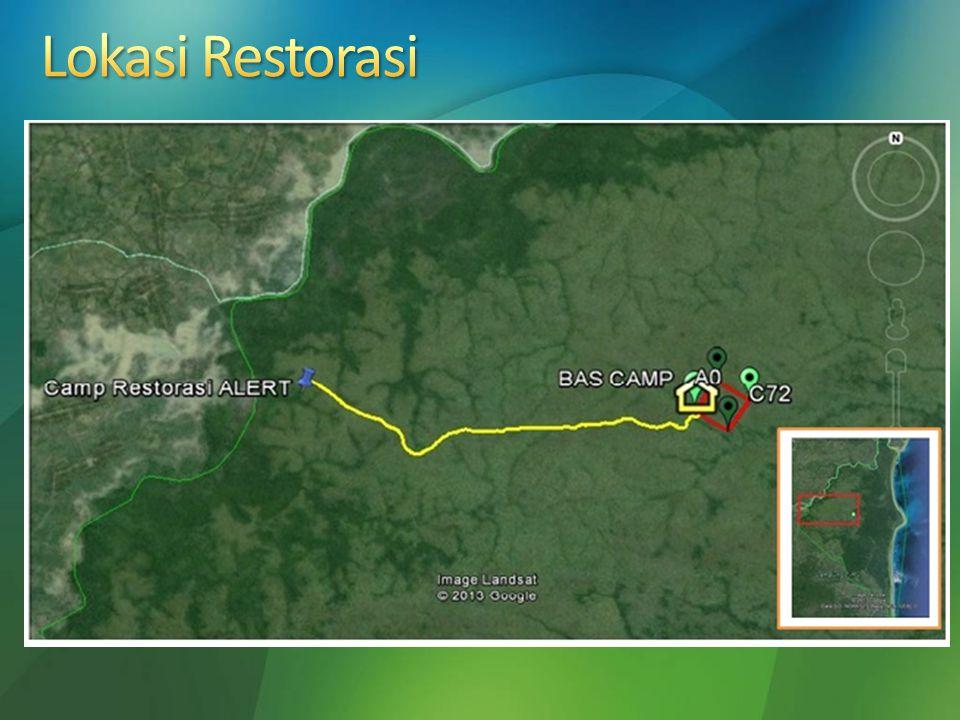 Lokasi yang dipilih adalah Rawa Kadut.Rawa Kadut termasuk dalam wilayah Bungur.