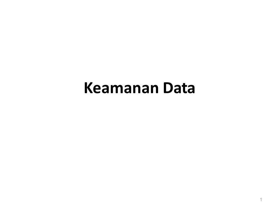 Keamanan Data 1