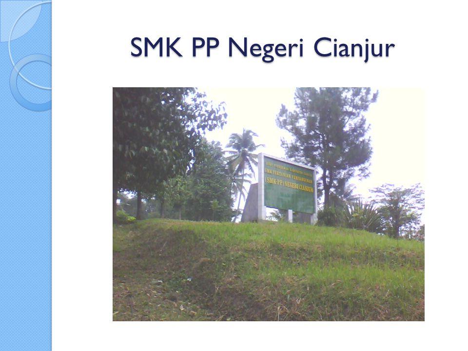 SMK PP Negeri Cianjur