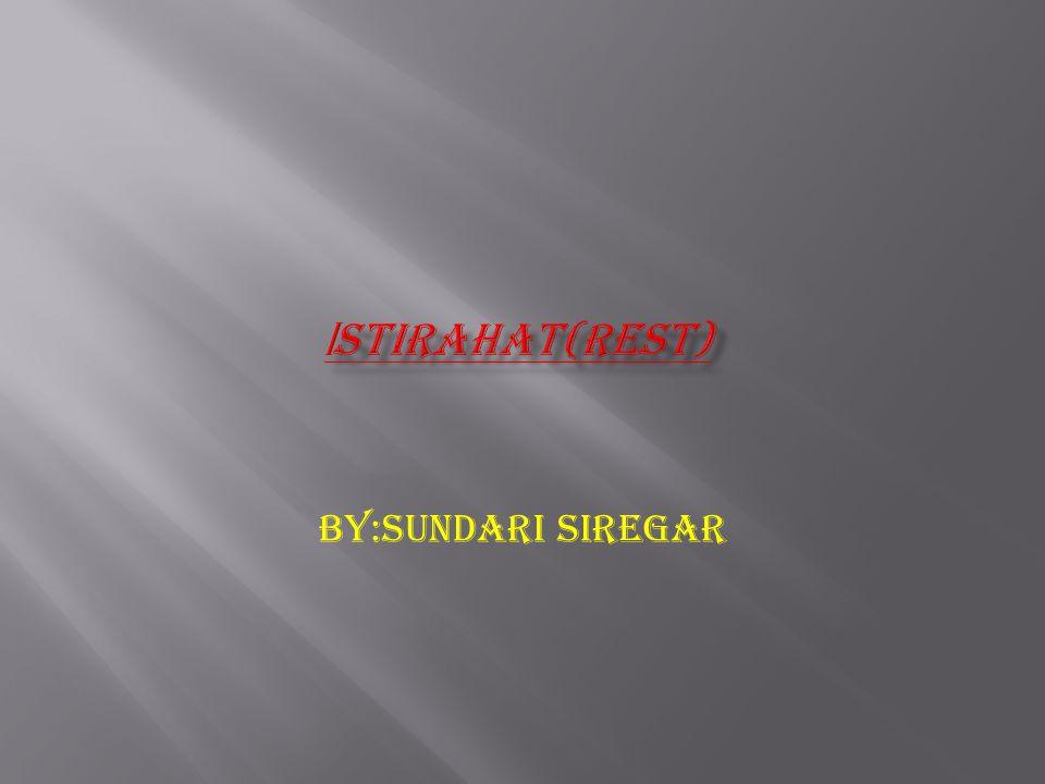 By:Sundari Siregar