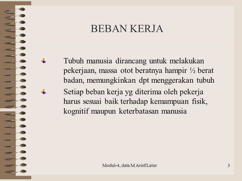 Modul-4, data M Arief Latar 24 3.