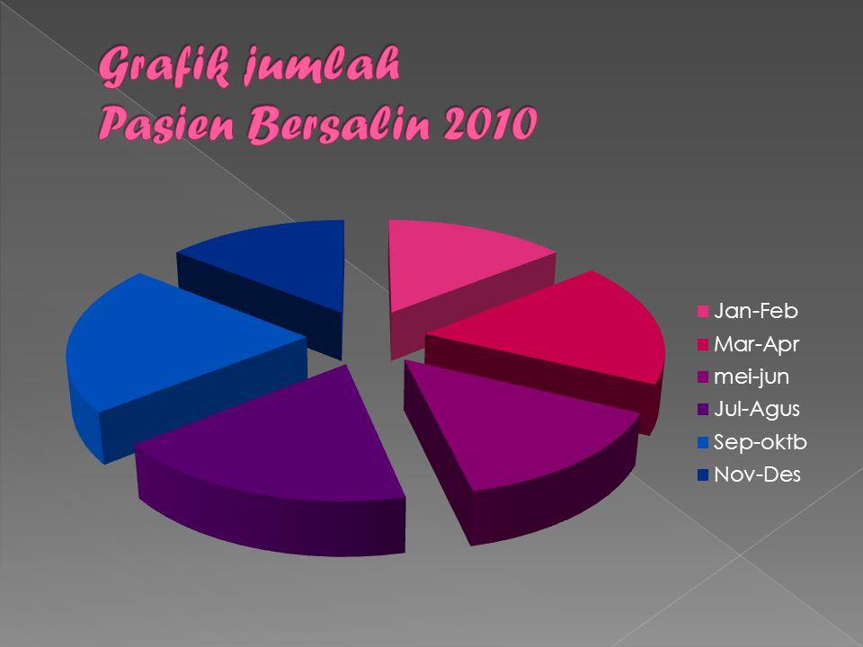 Grafik Pasien Anak 2010