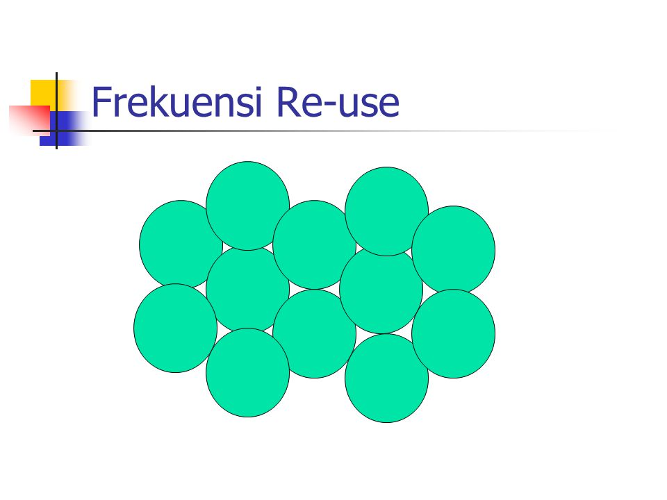 Frekuensi Re-use