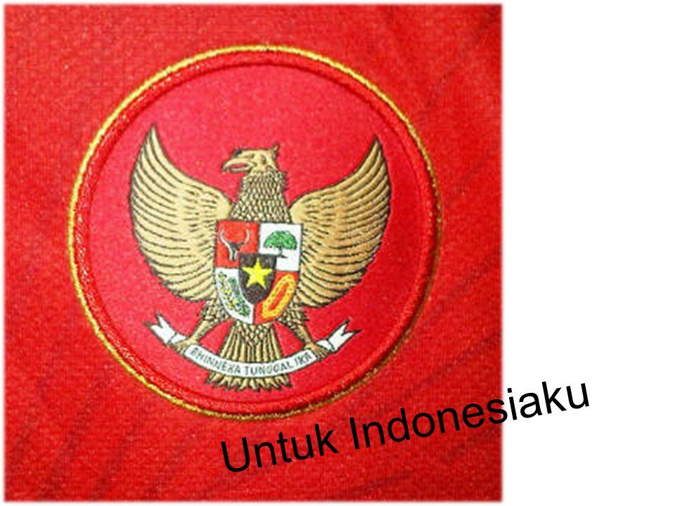 Indonesia… Debar jantungku