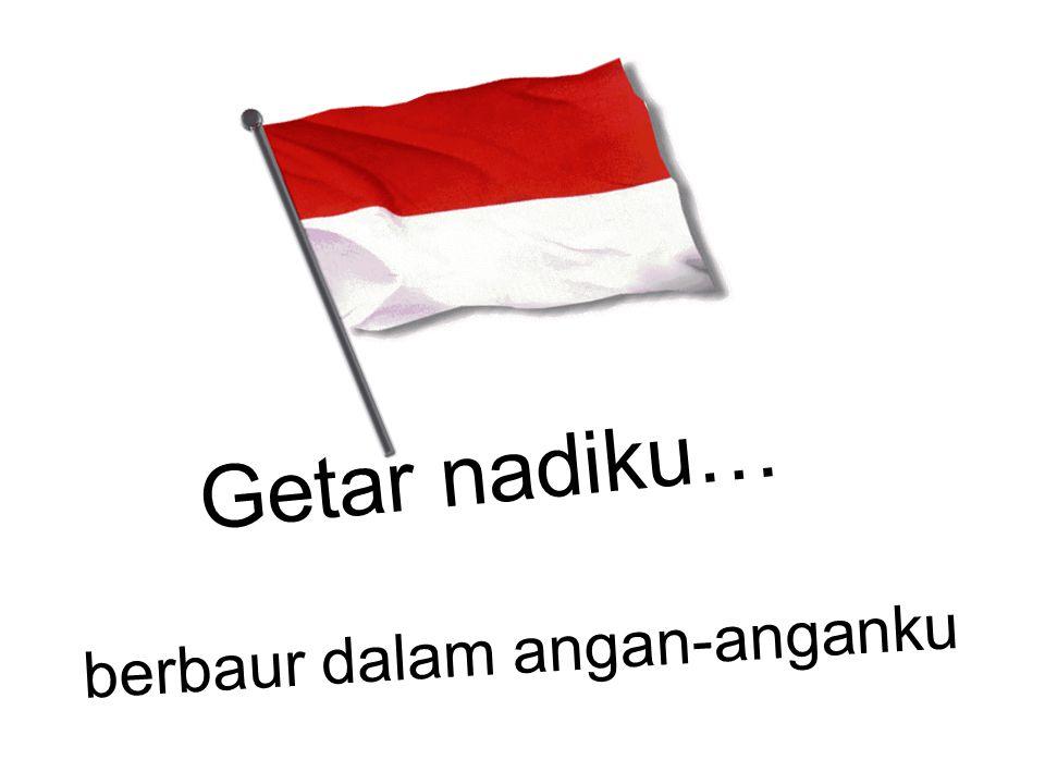 Indonesia.. Merah darahku!