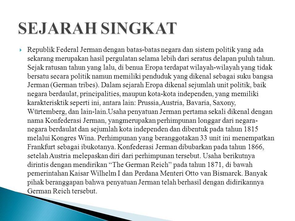 Kerjasama sosial-budaya kedua negara terlihat antara lain dalam bentuk misi budaya dan kesenian Indonesia ke Jerman maupun sebaliknya.