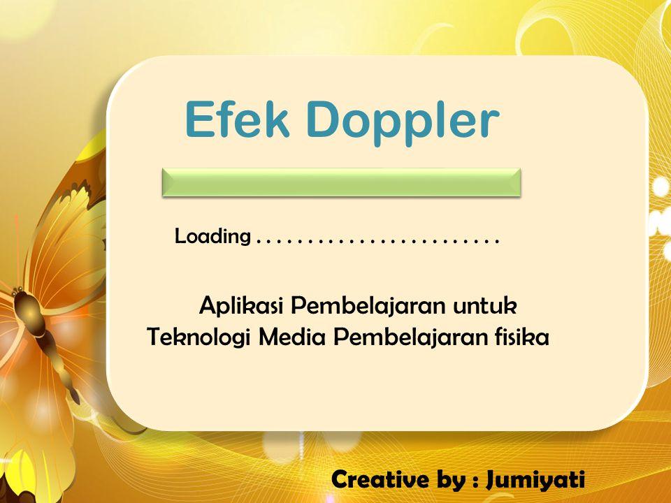 Efek Doppler Loading........................