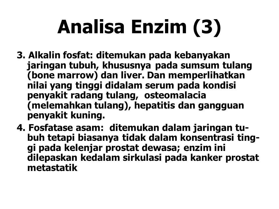 Analisa Enzim (3) 3.