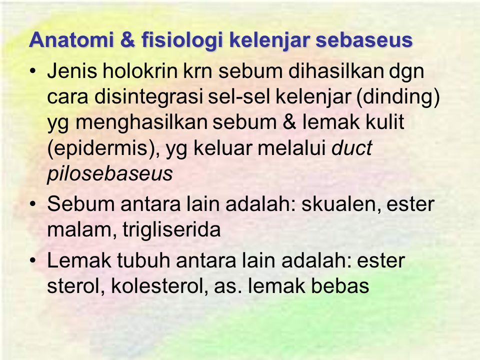 Faktor predisposisi Belum diketahui dengan lengkap Pasti multifaktorial yaitu: 1.