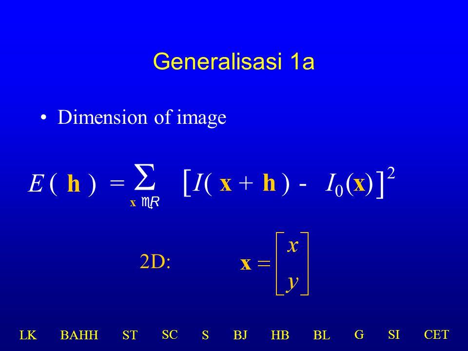 Rumus Original Dimension of image h)=  x eR ( E [ I(x )-(x ] 2 ) + h 1-dimensional  I  LK BAHHSTSBJHBBL GSICETSC