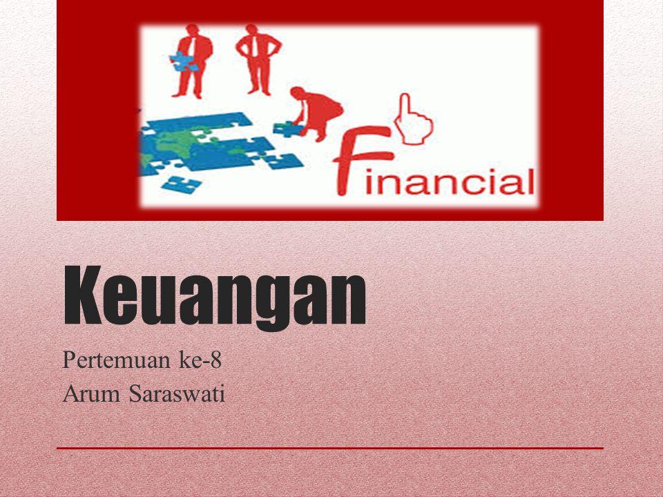Keuangan Pertemuan ke-8 Arum Saraswati