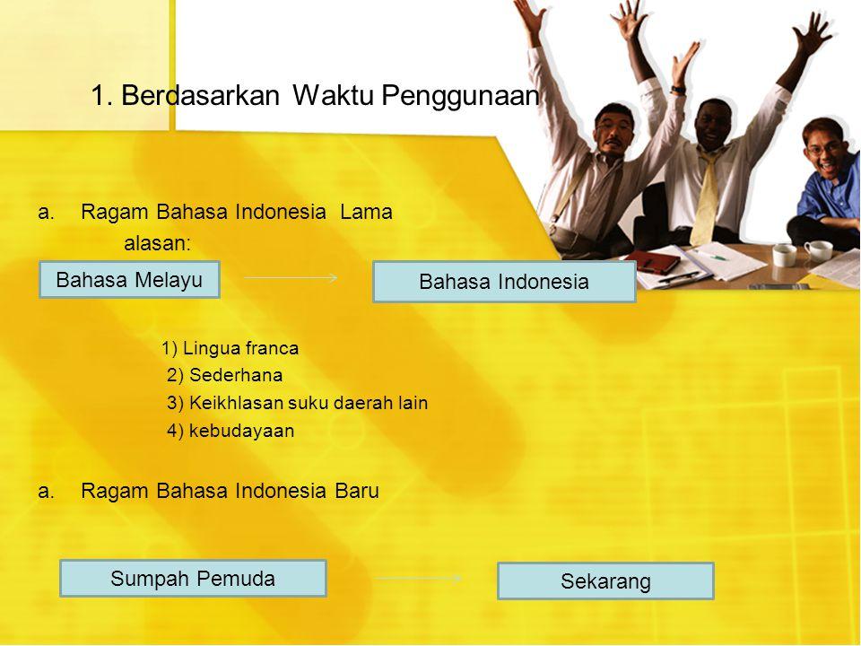 Fungsi Bahasa Indonesia Dalam Mengembangkan Kepribadian Indonesia -Perekat bangsa -Alat pengembang kebudayaan, ilmu pengetahuan dan teknologi -Penulisan makalah, usulan penelitian, laporan penelitian, skripsi, tesis, dan disertasi Aku Peduli
