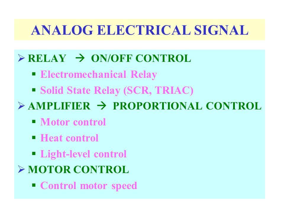 Contoh Soal 4.1 Sebuah penguat magnetik (magnetic amplifier) memerlukan input sebesar tegangan 5 – 10 volt.