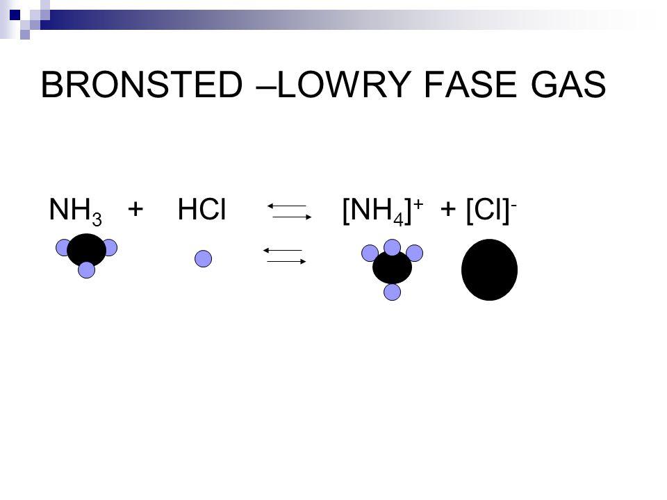 AMPHIPROTIK SENYAWA YANG BISA BERPERAN SEBAGAI ASAM BRONSTED ATAU BASA BRONSTED CONTOH : ION HIDROGEN FOSFAT (HPO 4 2- ) HPO 4 2- (aq) + H 2 O (l) H 3 O + (aq) + PO 4 3- (aq) ACID HPO 4 2- (aq) + H 2 O (l) H 2 PO 4- (aq) + OH - (aq) BASE