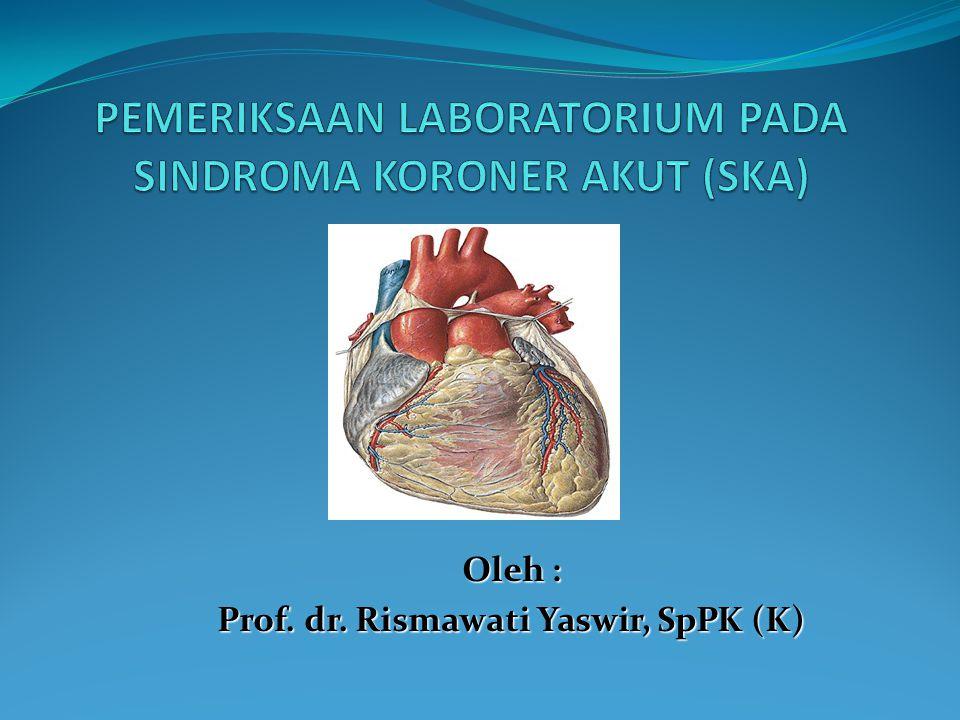 Oleh : Prof. dr. Rismawati Yaswir, SpPK (K)