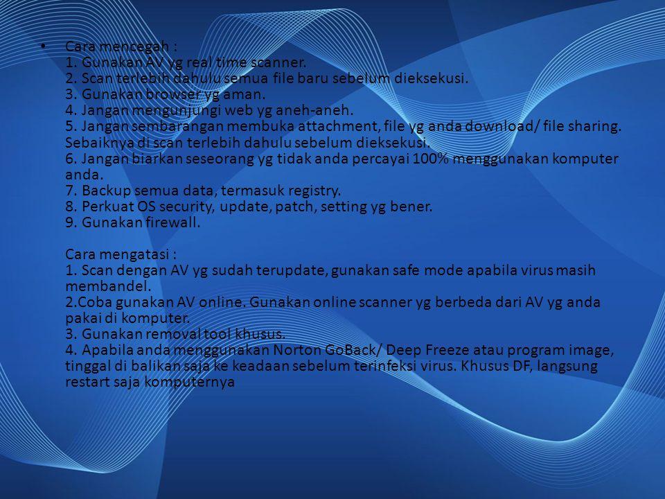 Referensi – file:///G:/pik/Virus%20%C2%AB%20Xmoensen%E 2%80%99s%20Weblog.htm