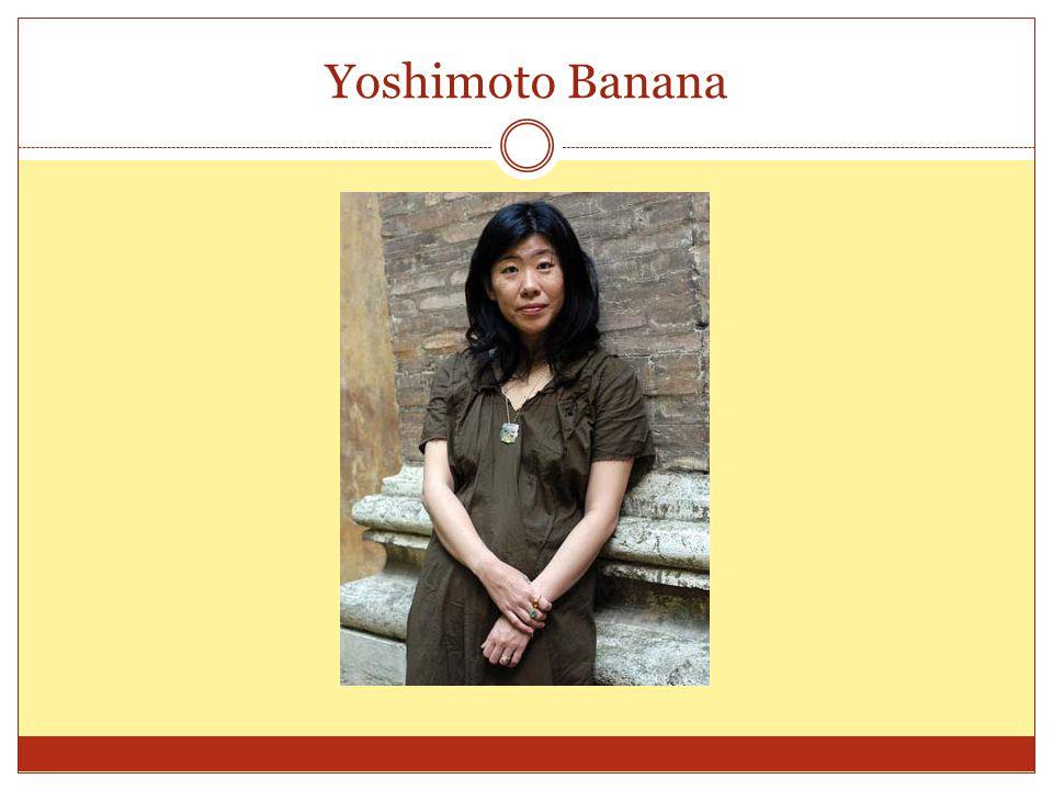 Yoshimoto Banana