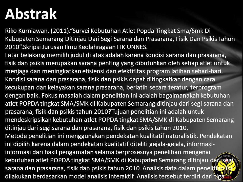 Abstrak Riko Kurniawan.
