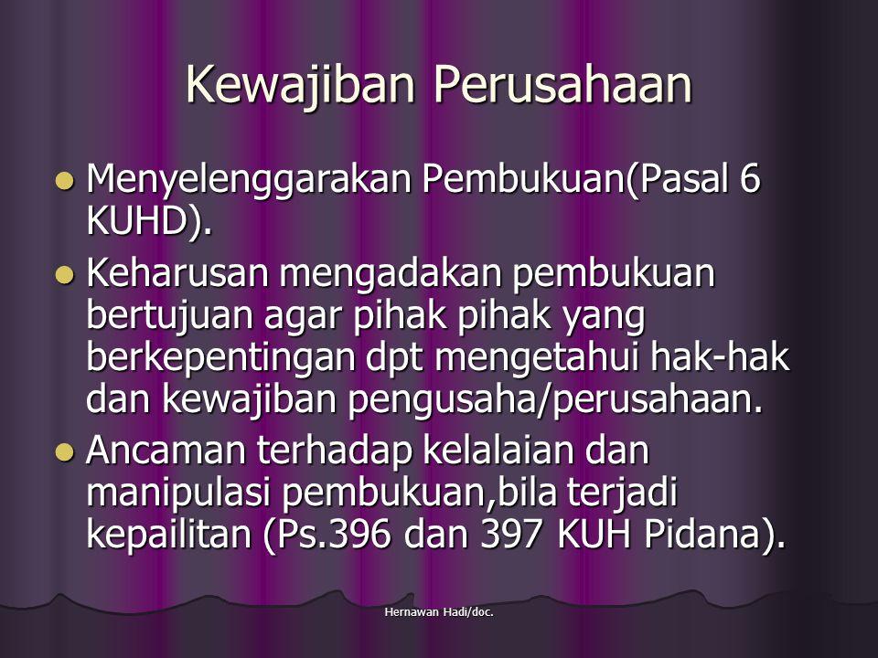 Hernawan Hadi/doc.