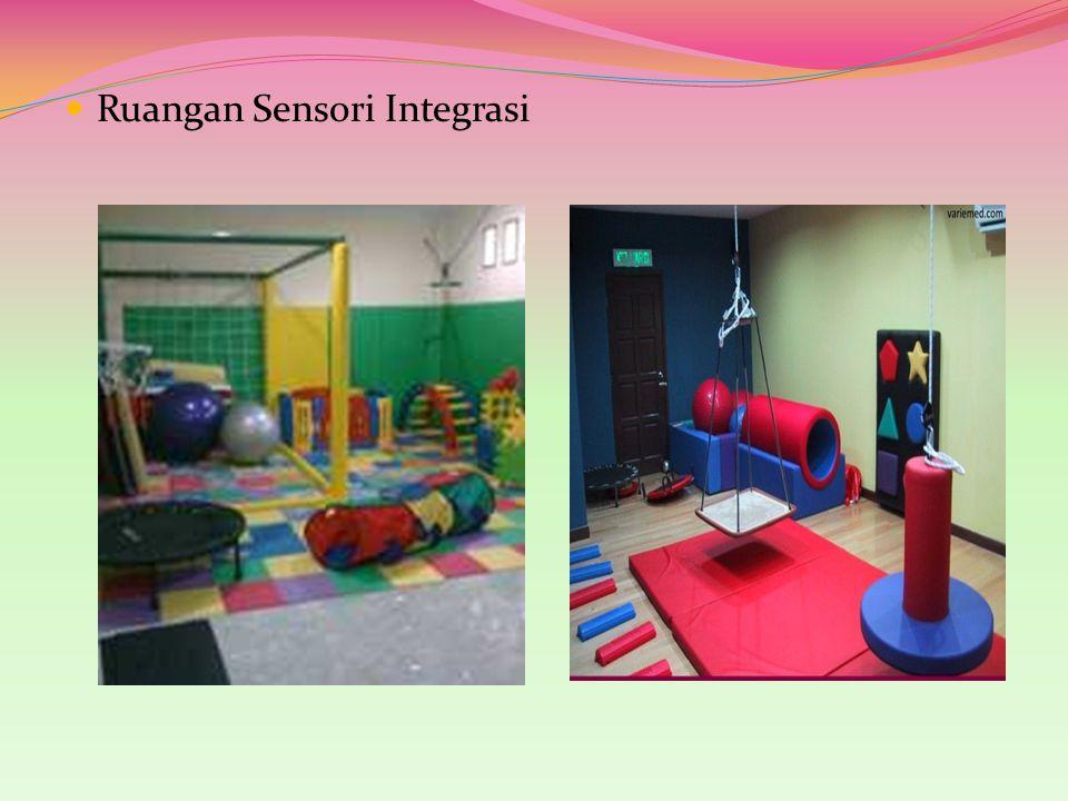 Ruangan Sensori Integrasi